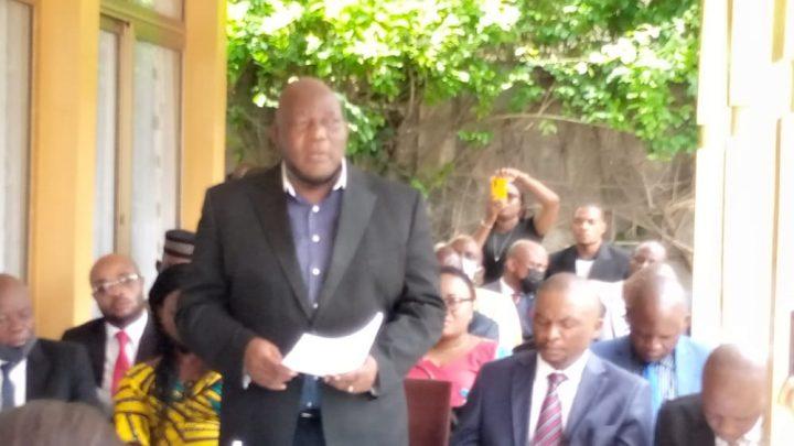Kinshasa: Etienne Tshisekedi reçoit le Caucus du Grand Kasaï, réuni au sein de MPC