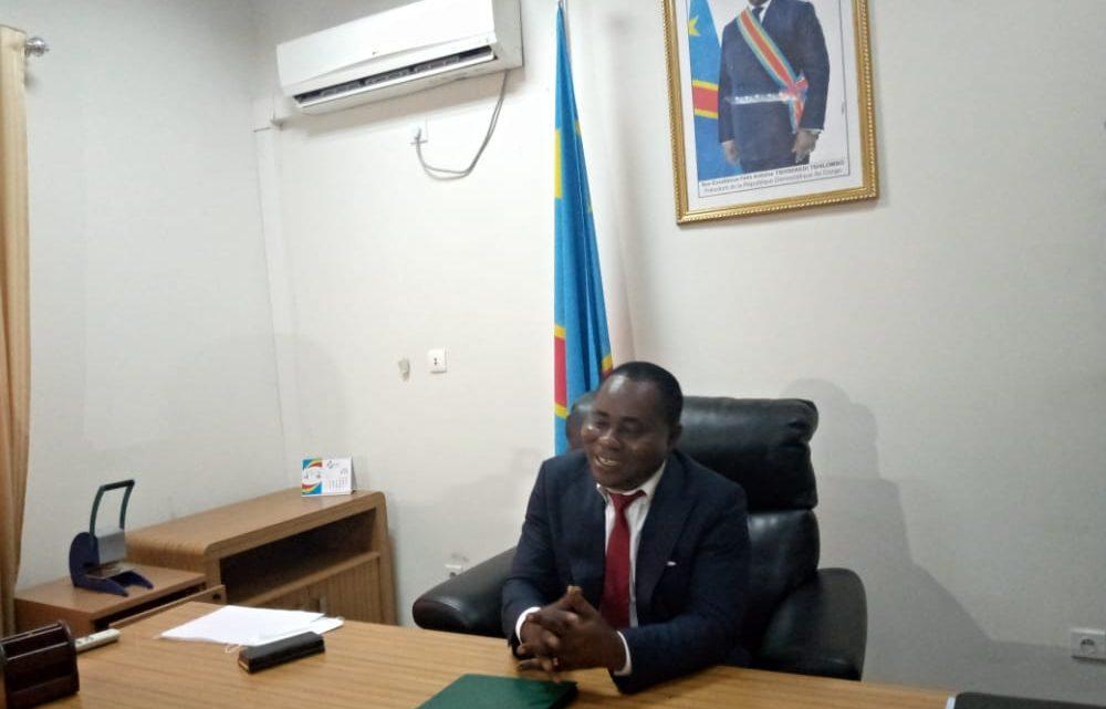 A peine investi, Adrien Bokele s'en va en guerre contre l'importation des produits halieutiques et pastoraux en RDC