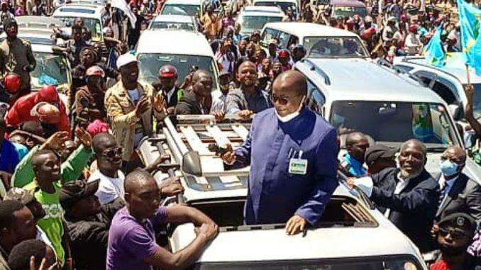 Union sacrée : G. Kyungu et C. Mwando battent le rappel des troupes au Tanganyika