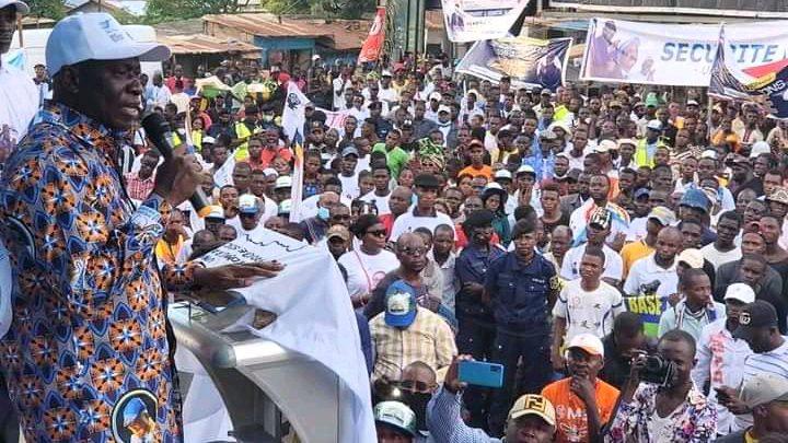 Kongo-Central : Augustin Kabuya invite la population à soutenir le Gouvernement d'Union sacrée