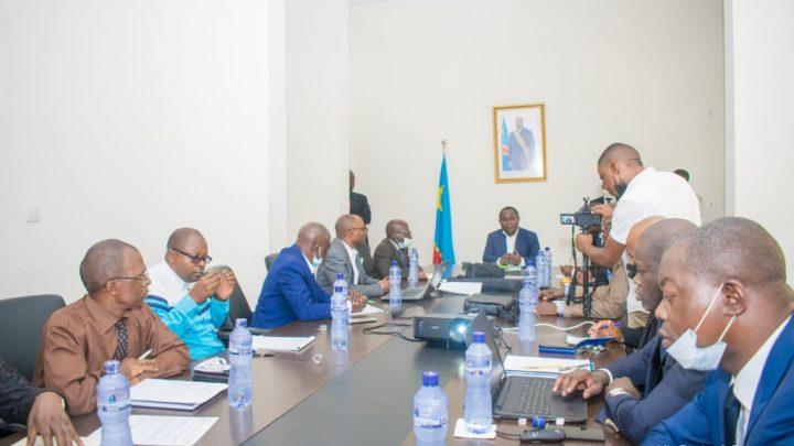 Le ministre de la Pêche et Elevage évalue la phase II du projet LEAF II avec le comité de pilotage