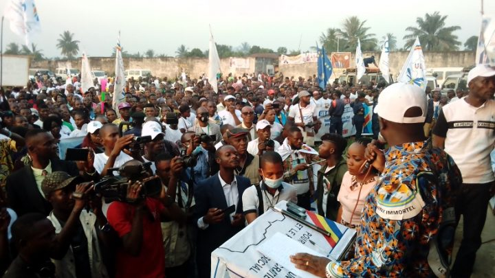Kwilu: Augustin Kabuya mobilise à Bulungu en perspective des scrutins de 2023