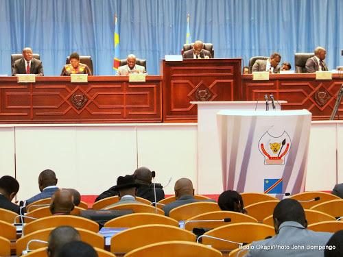 RDC: l'Assemblée nationale autorise l'instruction à charge ou décharge deux députés