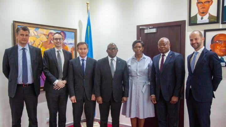 Economie : le Premier ministre échange avec le CEO de Glencore sur l'évolution des opérations en RDC