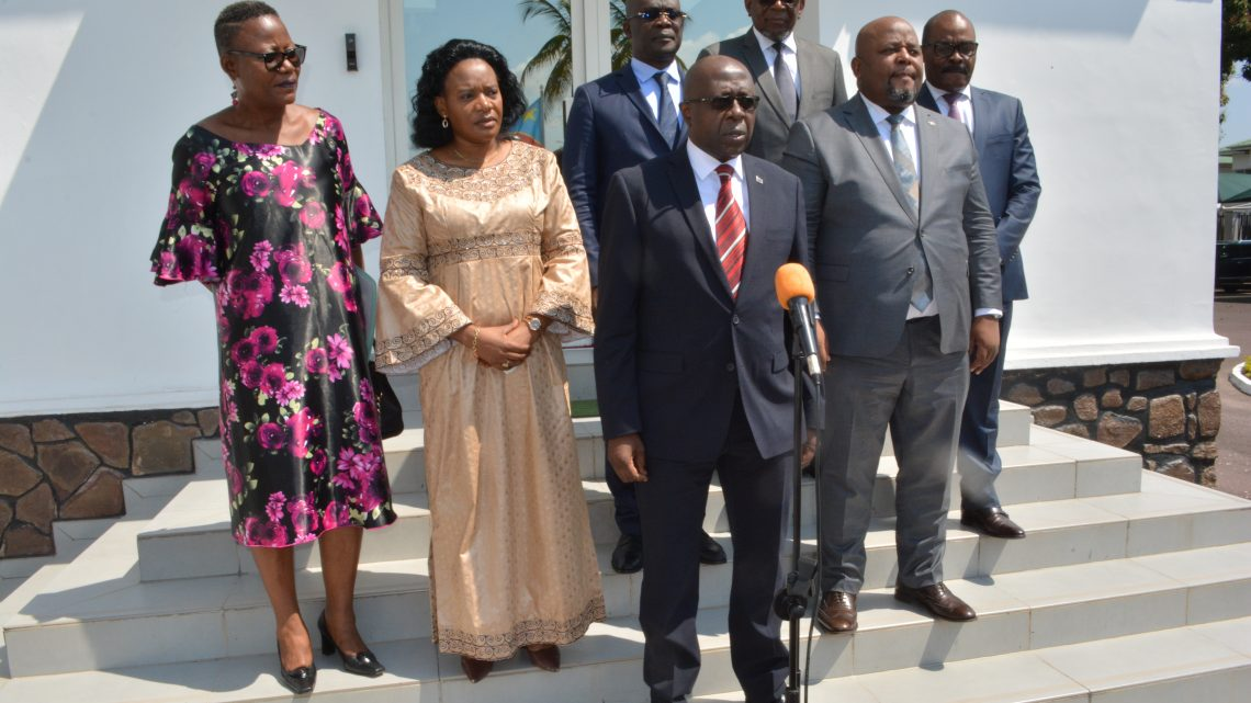 RDC: Le CCE constate une hausse des réserves de change à la Banque centrale
