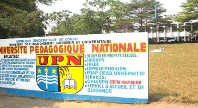 RDC: Félix Tshisekedi annonce le début des travaux de réhabilitation des homes et auditoires des étudiants de l'UPN et IBTP