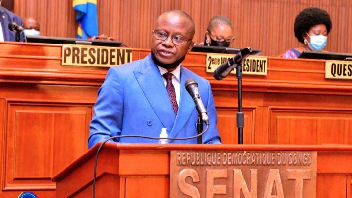 RDC: Le Sénat vote la prorogation pour 15 jours de l'État de siège
