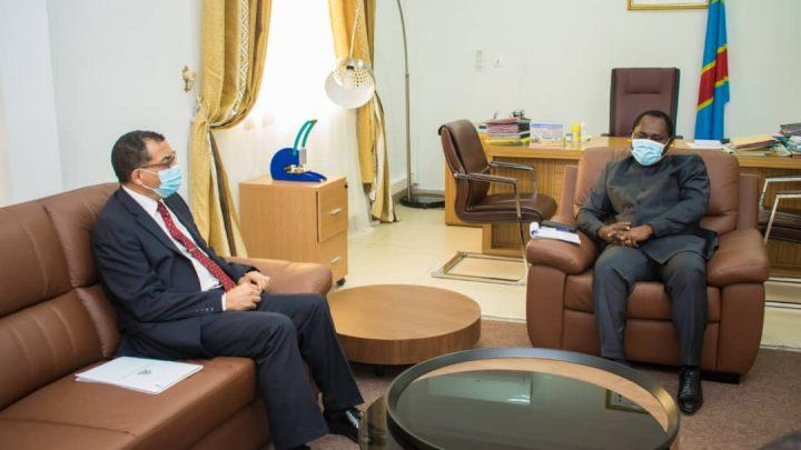 La RDC courtise l'expertise du Maroc dans le domaine de la Pêche