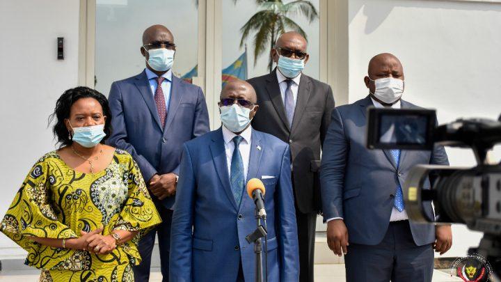 RDC : La 7ème réunion du Comité de conjoncture économique attire l'attention sur la 3ème vague de Covid-19