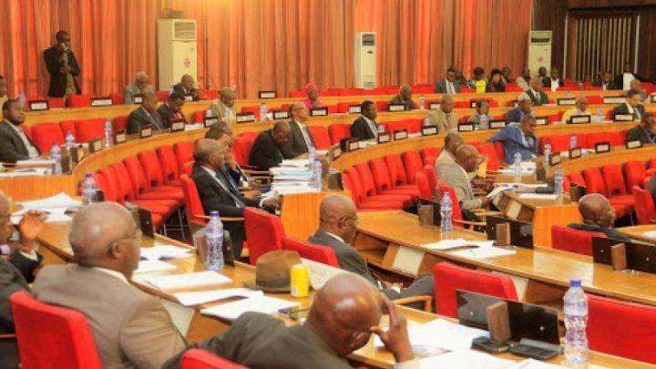 RDC: Clôture de la session ordinaire de mars au Sénat