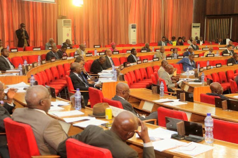RDC: Le Sénat examine en urgence la proposition de loi sur l'organisation de la CENI