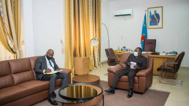 RDC: Le ministre de la Pêche sollicite auprès de la BAD le financement de la finalisation du projet LEAF 2 pour permettre le début de la 3ème phase