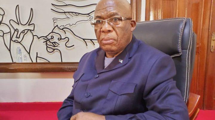 RDC : Modeste Mutinga présente l'aide humanitaire d'urgence du Gouvernement aux élus de l'Ituri