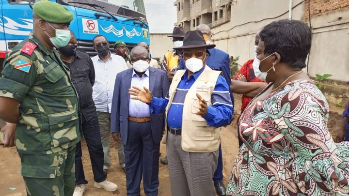 Ituri : Les déplacés internes bénéficient de l'assistance humanitaire du gouvernement central