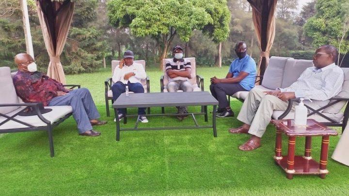 A Bunia, M. Mutinga communie avec les notables de l'Ituri sur la situation sécuritaire et humanitaire