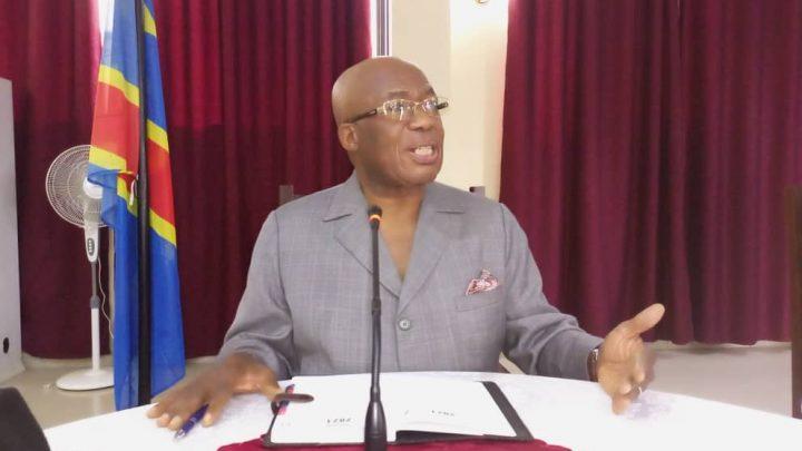 Ituri : Modeste Mutinga exhorte les humanitaires à travailler en harmonie avec les autorités provinciales