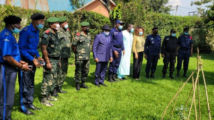 Beni : La Justice militaire appelée à plus d'humanisme et la société civile à dénoncer les ennemis de la paix