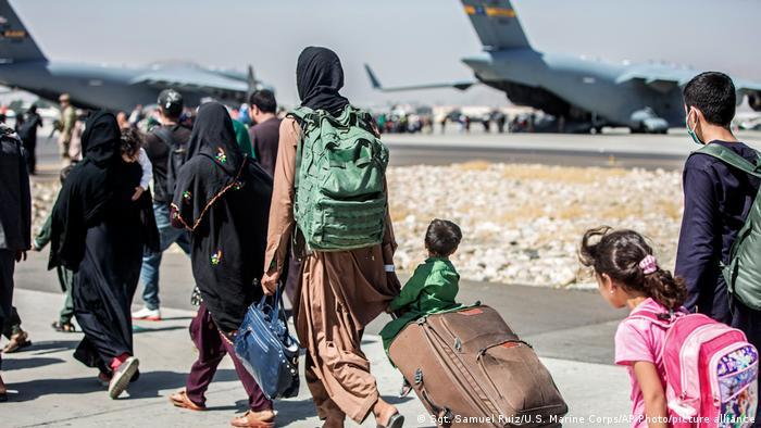 Des Afghans aux portes de l'Est congolais…