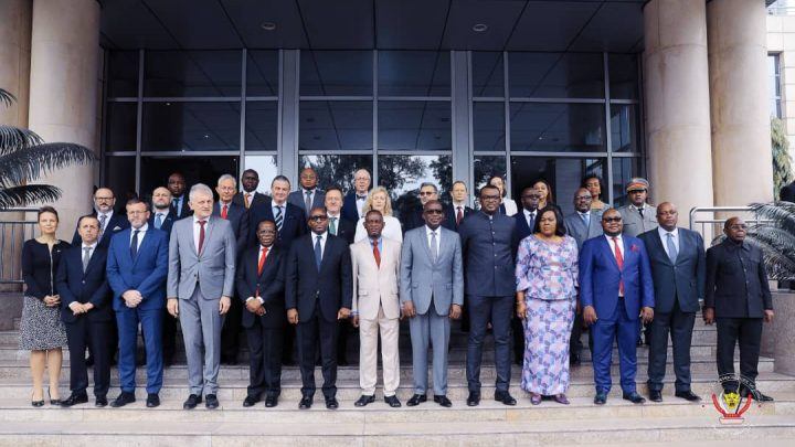 Kinshasa: ouverture ce jeudi des travaux du Dialogue politique entre la RDC et l'Union européenne