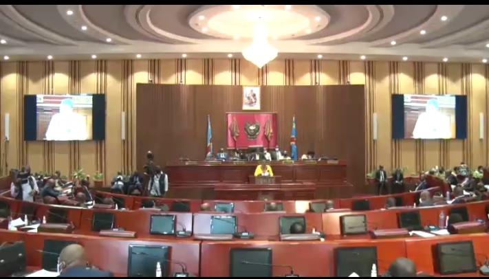 RDC: en seconde lecture, le Sénat autorise la prorogation de l'état de siège