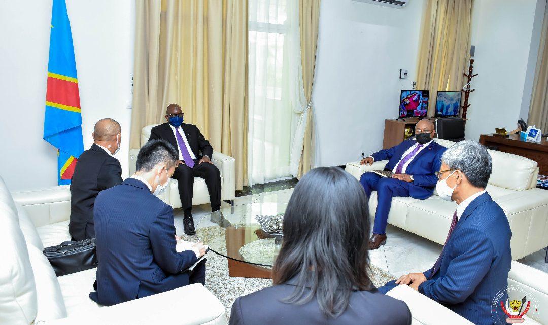 RDC : L'AFRECO prête à réhabiliter le groupe 4 de Inga 2