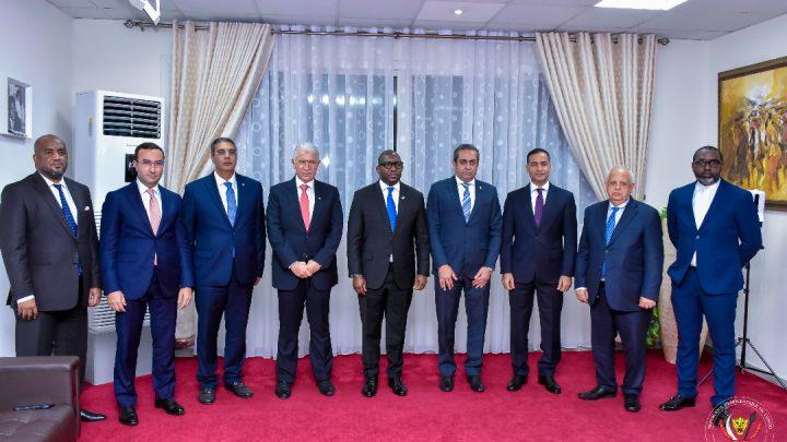 La firme égyptienne Arab Contractors disposée à investir dans le génie civil et le transfert de technologie en RDC