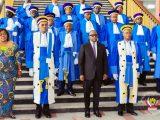 RDC : Cérémonie de l'audience solennelle de la première rentrée judiciaire de la Cour Constitutionnelle