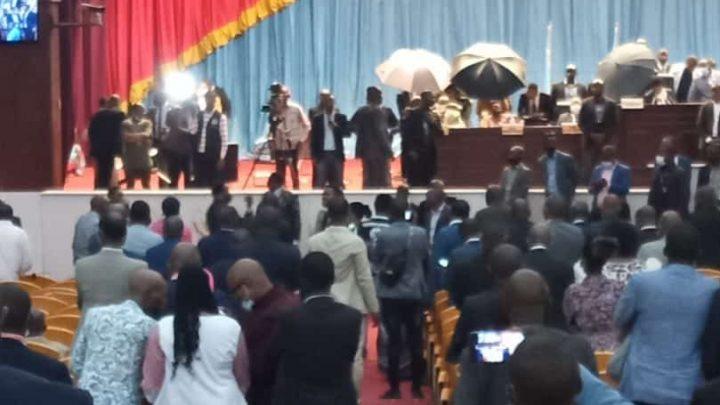 Assemblée nationale : la plénière entérine Denis Kadima comme nouveau président de la CENI