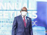 Au G20, Nicolas Kazadi plaide pour l'augmentation de la fourniture vaccinale contre le Coronavirus