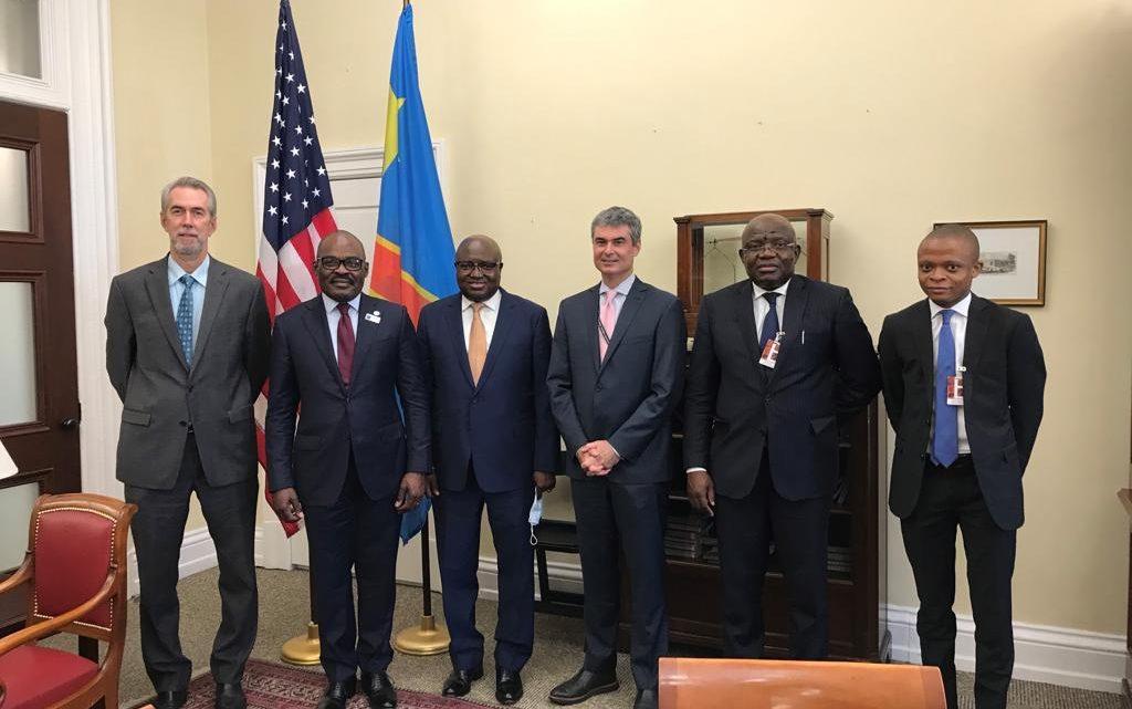 Les USA veulent accompagner la RDC dans la lutte contre le blanchiment des capitaux et le financement du terrorisme
