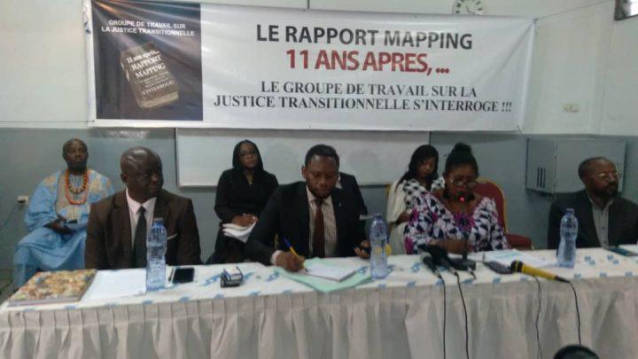 Rapport mapping : 11 ans après, la justice transitionnelle dénonce le silence de la Communauté internationale