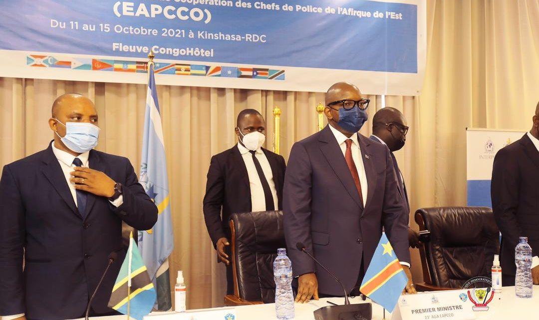 Clôture à Kinshasa des travaux de la 23ème Assemblée générale annuelle de l'EAPCCO