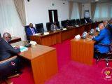 Le Caucus des députés de la Tshopo dépose un cahier des charge de la province Sama Lukonde