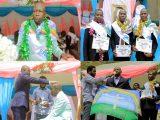 Ituri : Le pasteur Ndjaba Kpada Abraham nouvel évêque des églises Arc-en-ciel tabernacle vision d'aigle
